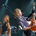 Sheryl Crow and her backup singers perform braless at Lilith Fair 2010 @ The Gorge, WA 7-3-10