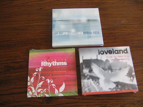 Sounds True CDs