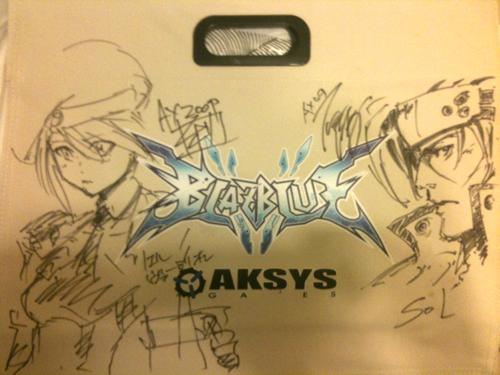 Toshimichi Mori and Daisuke Ishiwatari Autographs and Sketches