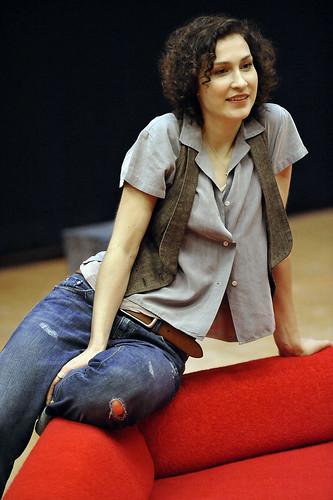 Helen Bradbury as Eva