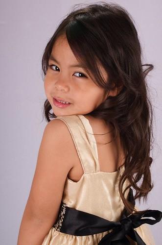 lovely lil girl