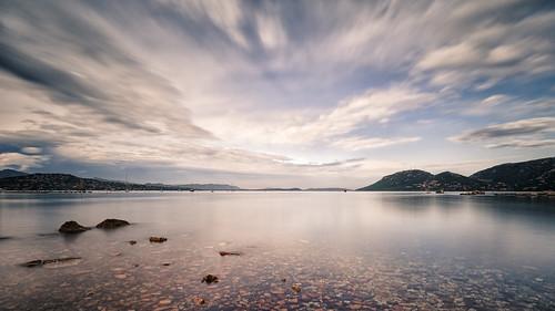 La plage à Doré