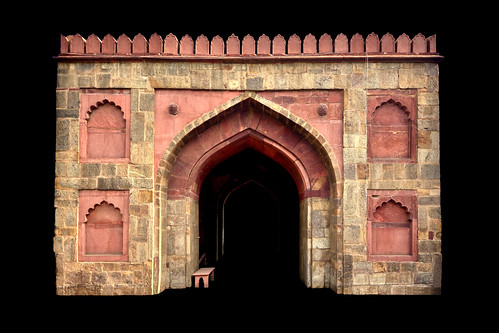 India - Delhi - Turkman Gate - 5d