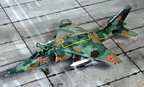 1:72 Yakovlev Yak-138 (NATO ASCC Code 'Flitchbeam');