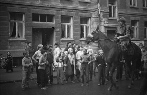 Davy Crockett på Lademoen (1956)
