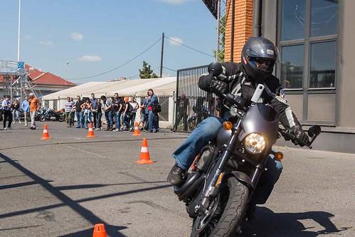 18. Harley-Davidson Open Road Fest: a főnyeremény egy Street Rod Dark Custom