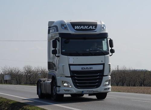 Daf XF 116 460 E6 Wakal [PL]