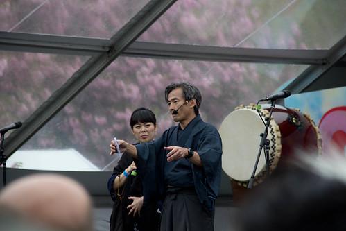 Yoshi and Saori