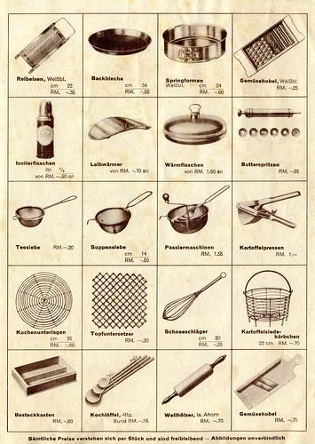 Werbefaltblatt  Emaille-Werbe-Woche, Seite 5