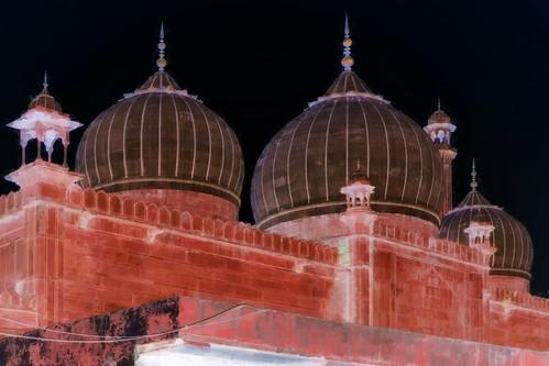 India - Delhi - Jama Masjid - 9gg