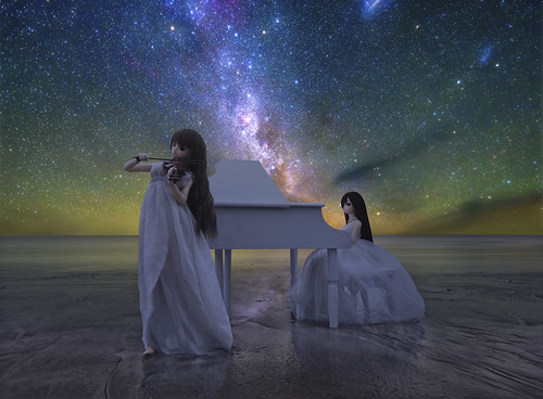 A tale of starry melodies