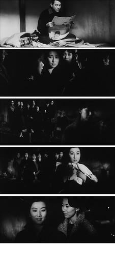 Kuroi junin no onna (1961) :17