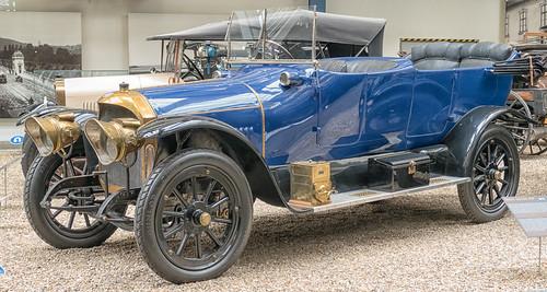 1914 Benz 16/40 HP