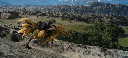 A few new shots for Episode Prompto of Final Fantasy XV