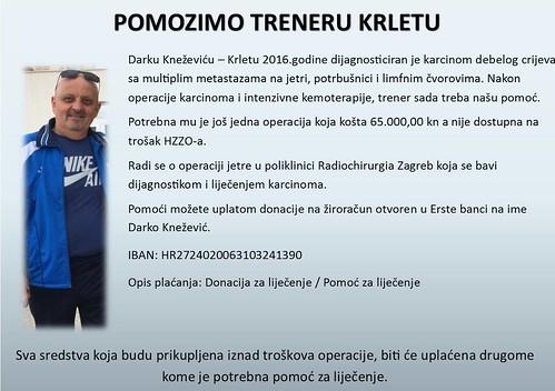 Borba za život: Darko Knežević mora na operaciju i treba našu pomoć