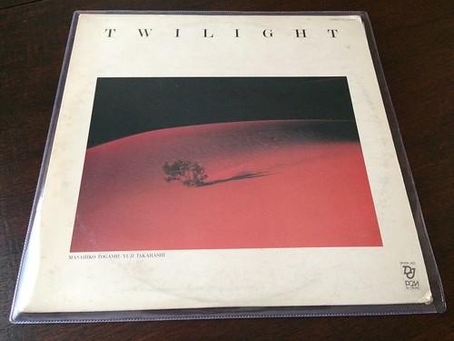 Masahiko Togashi / Yuji Takahashi - Twilight