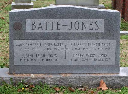 Mary Campbell Jones Batte