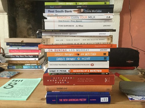 Three month's worth of reading