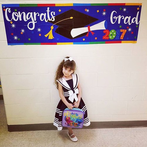 Saylahs grad day!!! So proud of her.