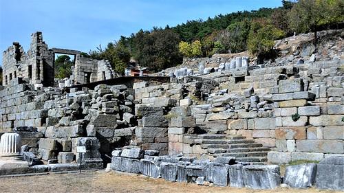LABRAUNDA Ancient City . Milas / Turkey