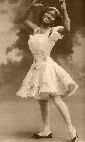 Ida Forsyne as 'Topsy'