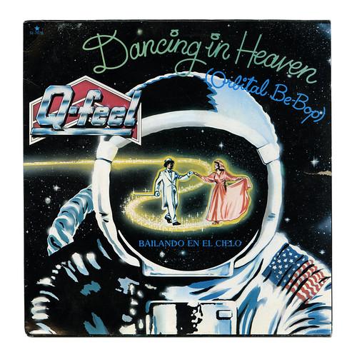 Dancing In Heaven (Orbital Be-Bop) = Bailando En El Cielo