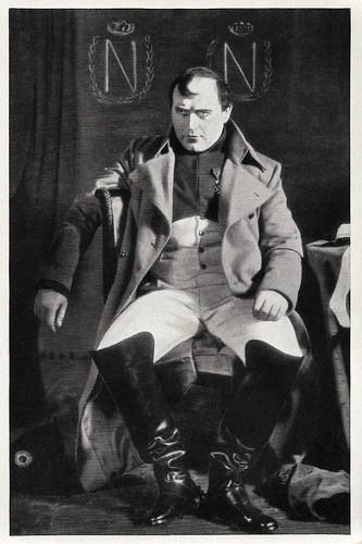 Werner Krauss in Napoleon auf St. Helena (1929)