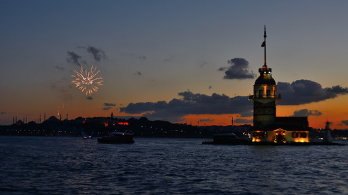 The Maiden's Tower- Istanbul/Turkey