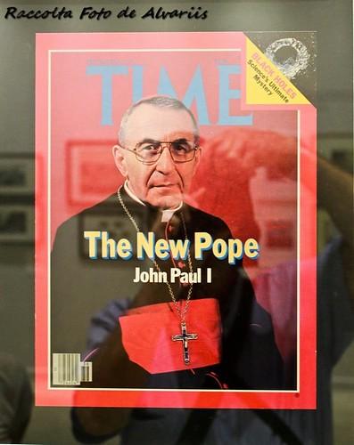 1978 Papa Giovanni Paolo I, il Papa dei 33 giorni