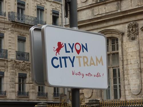 Lyon City Tram - Opéra Nouvel - Place de la Comédie, Lyon