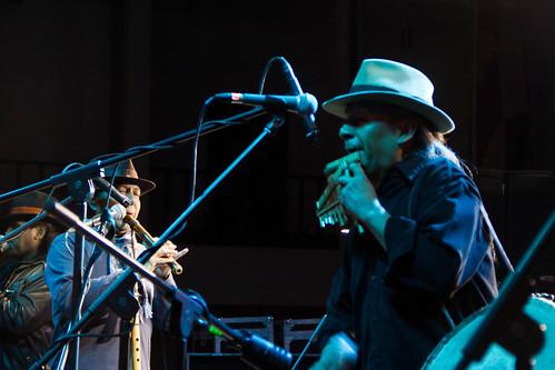 Grupo Música Andina.