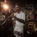 Musicians - Koovagam, India