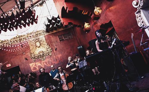 Lolita Dark w/ Hollywood Light Orchestra @ Bardot   AVALON Hollywood