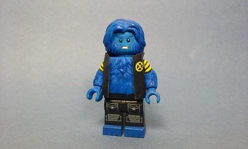LEGO X-men: Kelsey Grammer Beast