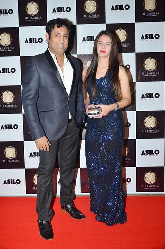 Kalpesh Mehta's star-studded ASILO launch