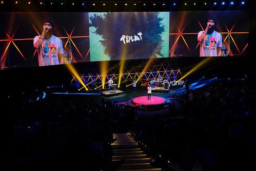 L-FRESH the LION | TEDxSydney 2017