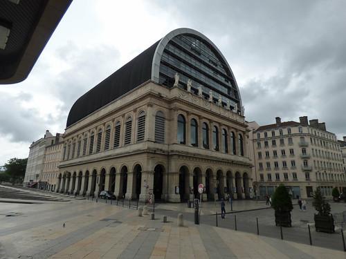 Opéra Nouvel - Place de la Comédie, Lyon