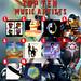Top Ten Music Artists