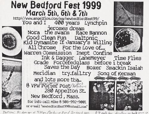 New Bedford Fest 1999