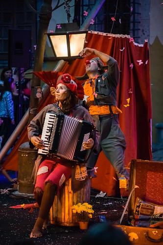 2017-07-08 Immaginario Teatro (56) - Natalia Calles, Piero Partigianoni - Die italienische Gruppe Immaginario Teatro mit ihrem Stueck