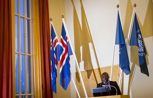 Doktorsvörn - Chrispine Sangara Nyamweya