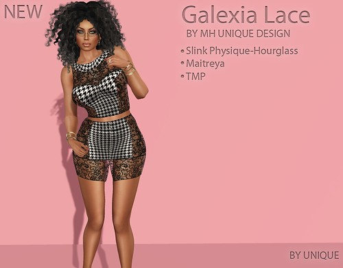 MH-Galexia Lace Dress