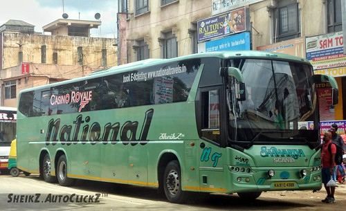National Travels Saawariya #NationalWithLove KA 51 C 4389