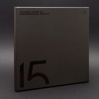 V.A. - 15 Years Of Underground Sonics (5x12