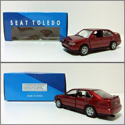 SEAT TOLEDO - AHC / DOORKEY