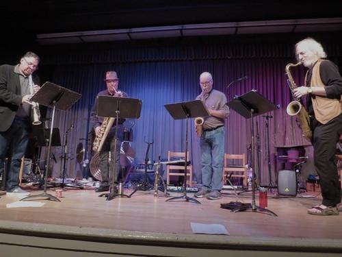 Rova Sax Quartet 2