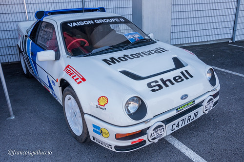 Ford RS 200 Groupe B Chassis 015 1985