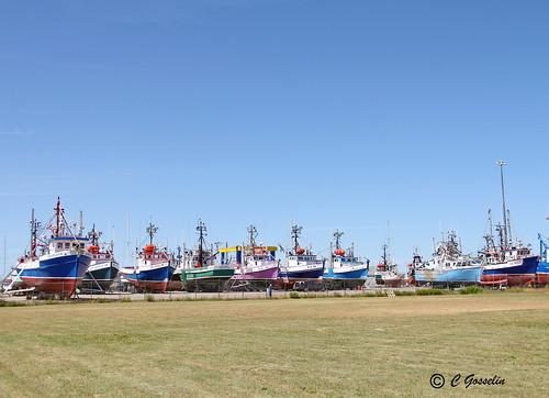 FISHING VESSELS    |   FISHERMEN BOATS  |  SHIPPAGAN  | NEW BRUNSWICK  | NOUVEAU-BRUNSWICK  |  NB |   CANADA