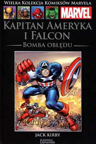 WKKM118 Kapitan Ameryka i Falkon Bomba obłędu