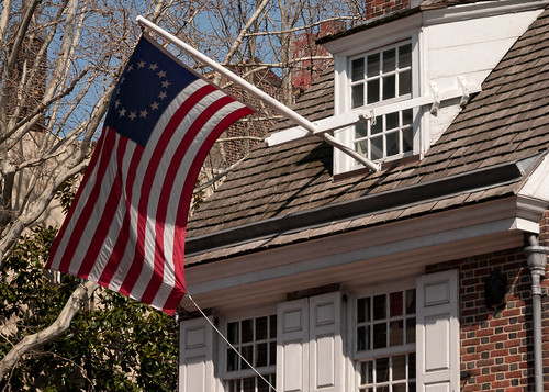 Betsy Ross House (1740), view04, 239 Arch St, Philadelphia, PA, USA